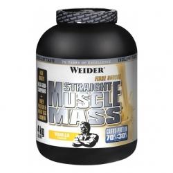 "Гейнеры ""Weider Straight Muscle Mass 4000 г"" (Производитель Weider)"