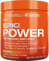 """Предтренировочные комплексы """"EPIQ Power 40 порций"""" (Производитель EPIQ)"""