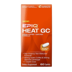 "Подавление аппетита ""EPIQ Heat GC 60 капсул"" (Производитель EPIQ)"