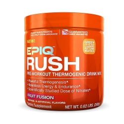 "Термогеники ""EPIQ Rush 58 порций"" (Производитель EPIQ)"