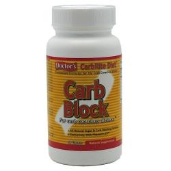 """Блокаторы """"UN Carb Block 60 tabs"""" (Производитель Universal Nutrition)"""