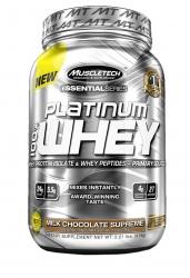 """Сывороточные """"MT Platinum 100% Whey 2lb"""" (Производитель MuscleTech)"""