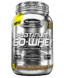 """Сывороточные изоляты """"MT Platinum 100% Iso Whey 1,8lb"""" (Производитель MuscleTech)"""