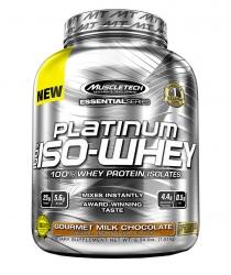 """Сывороточные изоляты """"MT Platinum 100% Iso Whey 3,34lb"""" (Производитель MuscleTech)"""