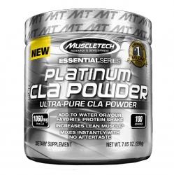 """Жирные кислоты """"MT Platinum Pure CLA powder"""" (Производитель MuscleTech)"""