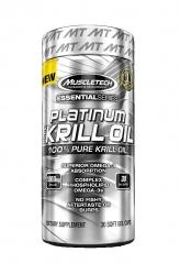 "Жирные кислоты ""MT Platinum Pure Krill Oil"" (Производитель MuscleTech)"