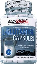 "Глютамин ""Weider L-Glutamin 90 капсул"" (Производитель Weider)"