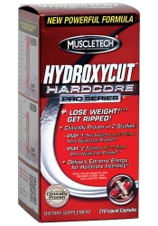 MT Hydroxycut Hardcore X 210 капс. (02/12)