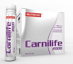 """В ампулах """"Nutrend Carnilife 2000"""" (Производитель Nutrend)"""