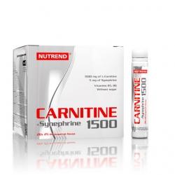"В ампулах ""Nutrend Carnitine 1500+Synephrine"" (Производитель Nutrend)"