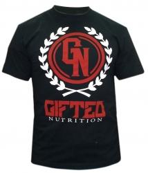"Одежда ""Gifted Nutrition Футболка черная"" (Производитель Gifted Nutrition)"