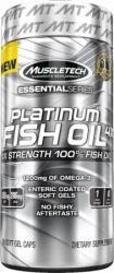 """Жирные кислоты """"MT Platinum 100% Fish Oil 4x"""" (Производитель MuscleTech)"""