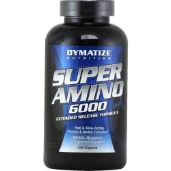 """Аминокислотные комплексы """"Dymatize Super Amino 6000 345 каплет"""" (Производитель Dymatize)"""