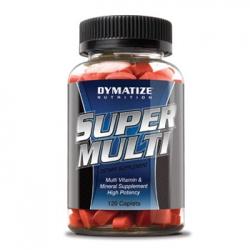 """Витамины и минералы """"Dymatize Super Multi 120 капсул"""" (Производитель Dymatize)"""