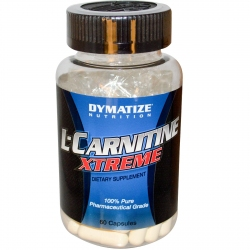 "Капсулы и таблетки ""Dymatize L-Carnitine Xtreme 60 капсул"" (Производитель Dymatize)"