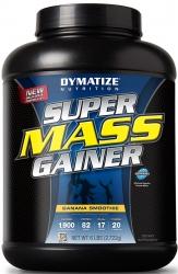 "Гейнеры ""Dymatize Super Mass Gainer 2730 г"" (Производитель Dymatize)"
