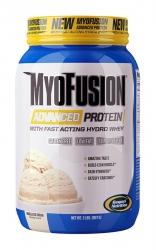 """Многокомпонентные """"GN MyoFusion Advanced Protein 908 г"""" (Производитель Gaspari Nutrition)"""