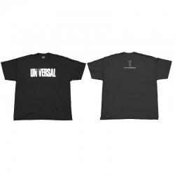 """Одежда """"UN Футболка """"Universal logo"""" черная"""" (Производитель Universal Nutrition)"""