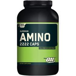 """Аминокислотные комплексы """"ON Superior Amino 2222  300caps"""" (Производитель Optimum Nutrition)"""