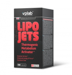 "Термогеники ""VPLab LipoJets"" (Производитель VPLab Nutrition)"