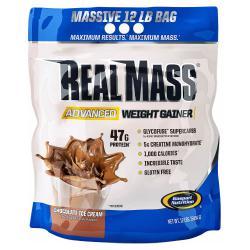 "Гейнеры ""GN Real Mass Advance Gainer 5480 г"" (Производитель Gaspari Nutrition)"
