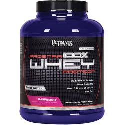 """Сывороточные """"Ultimate Nutrition Prostar Whey Protein 5,28lb"""" (Производитель Ultimate Nutrition)"""