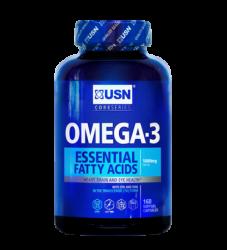 """Жирные кислоты """"USN Omega-3 (160caps)"""" (Производитель USN)"""