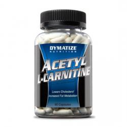 "Капсулы и таблетки ""Dymatize Acetyl L-Carnitine 500 мг"" (Производитель Dymatize)"