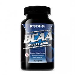 "BCAA ""Dymatize BCAA Complex 2200"" (Производитель Dymatize)"