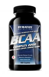 "BCAA ""Dymatize BCAA Complex 2200 400 таблеток"" (Производитель Dymatize)"