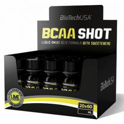 """BCAA """"BioTech USA BCAA Shot 20х60мл"""" (Производитель BioTech USA)"""