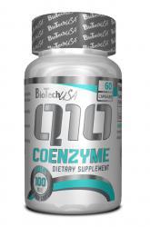 "Коэнзим Q10 ""BioTech Coenzyme Q-10 60 капсул"" (Производитель BioTech)"