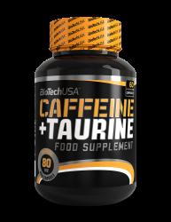 """Гуарана и кофеин """"BioTech USA Power Force (сaffeine + taurine) 60 капсул"""" (Производитель BioTech USA)"""