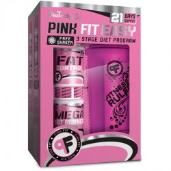 """Термогеники """"BioTech Pink Fit Easy Kit"""" (Производитель BioTech)"""