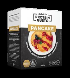 """Диетическое питание """"BioTech Protein Gusto Protein Pancake 40гр x12"""" (Производитель BioTech)"""