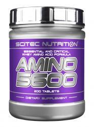"""Аминокислотные комплексы """"Scitec Nutrition Amino 5600 500 таб."""" (Производитель Scitec Nutrition)"""