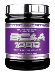 "BCAA ""Scitec Nutrition BCAA 1000 300 капс"" (Производитель Scitec Nutrition)"