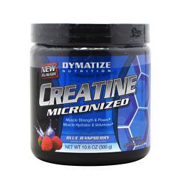 """Креатин """"Dymatize Creatine Monohydrate 300 г blue rasberry"""" (Производитель Dymatize)"""