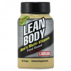 """Витамины и минералы """"Labrada Lean Body Men`s Multi-Vitamin 60 каплет"""" (Производитель Labrada Nutrition)"""