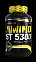 """Аминокислотные комплексы """"BioTech Amino ST 5300 120 капсул"""" (Производитель BioTech)"""