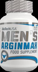 """Повышение тестостерона """"BioTech USA Men-s Arginmax 90 таблеток"""" (Производитель BioTech USA)"""