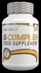 "Витамины и минералы ""BioTech USA Vitamin B Complex 75  60 таблеток"" (Производитель BioTech USA)"