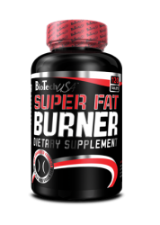 "Липотропики ""BioTech Super Fat Burner 120 таблеток"" (Производитель BioTech)"