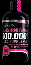 "Концентрат ""BioTech USA L-Carnitine 100 000 мг 500 мл"" (Производитель BioTech USA)"