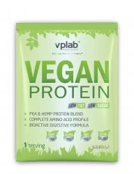 """Порционные товары """"VPLab Vegan Protein 30г"""" (Производитель VPLab Nutrition)"""