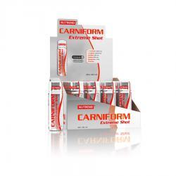 """Термогеники """"Nutrend Carniform shot 10x 60ml"""" (Производитель Nutrend)"""