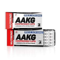"Аргинин ""Nutrend AAKG Compressed Caps"" (Производитель Nutrend)"