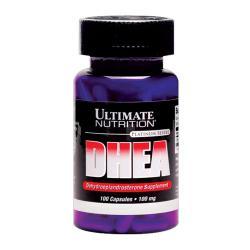 "Повышение тестостерона ""Ultimate Nutrition DHEA 100mg"" (Производитель Ultimate Nutrition)"