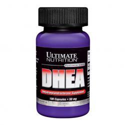 "Повышение тестостерона ""Ultimate Nutrition DHEA 50mg"" (Производитель Ultimate Nutrition)"