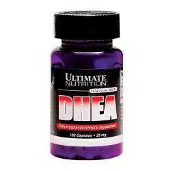 "Повышение тестостерона ""Ultimate Nutrition DHEA 25mg"" (Производитель Ultimate Nutrition)"
